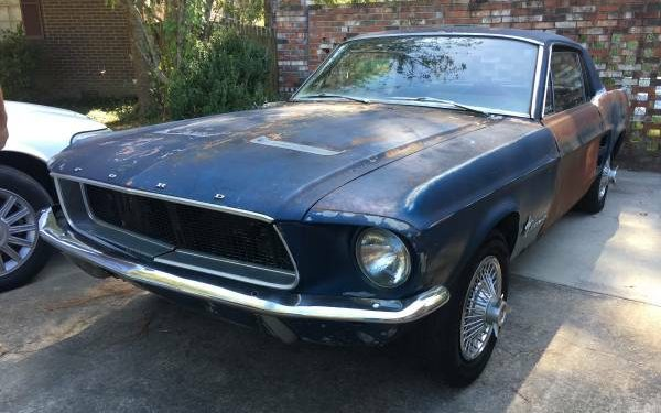 Having It Your Way: 1967 Ford Mustang Coupe