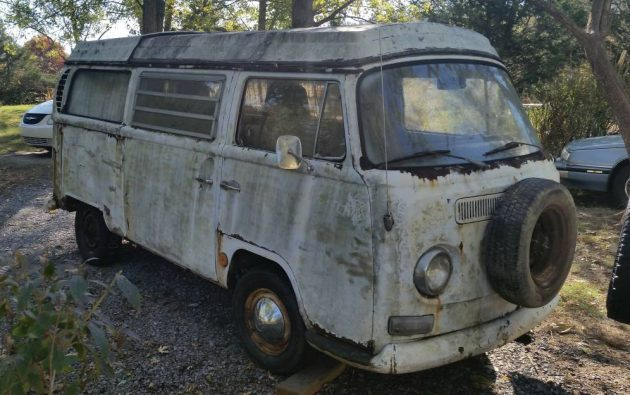 Hippies Love Biodegradables: 1969 Volkswagon Camper