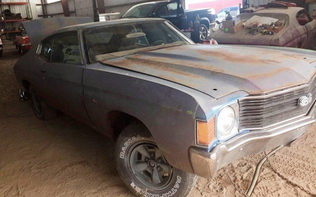 Big Block Bruiser? 1972 Chevelle SS 454