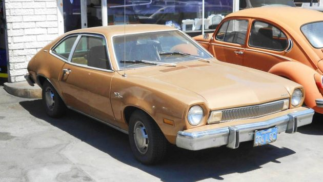 Stranger Things 1974 Ford Pinto