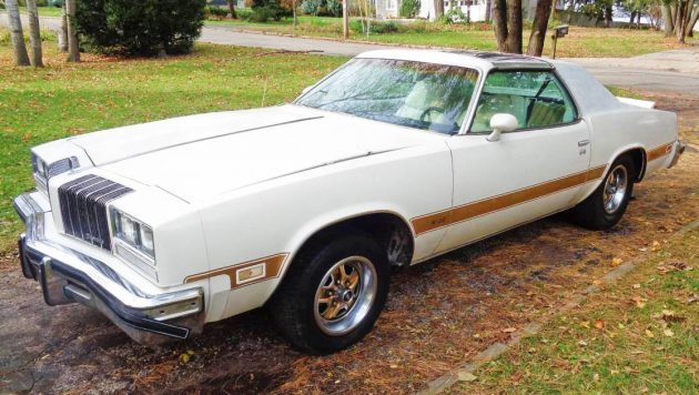 Build Your Own: 1977 Olds Cutlass Hurst