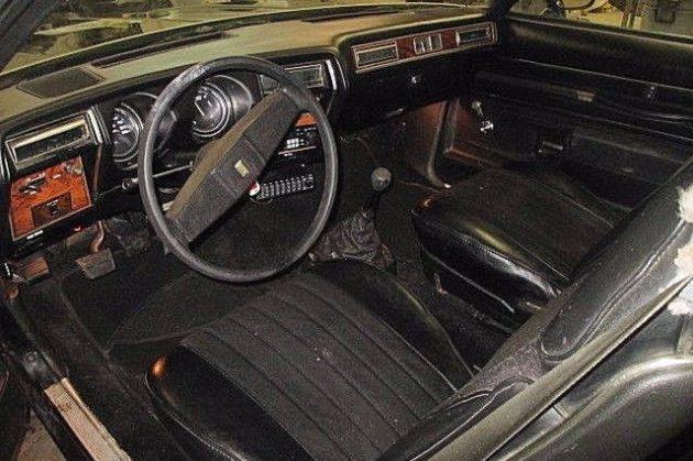 Rare 5 Speed 1977 Oldsmobile Cutlass Supreme