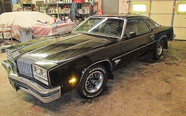 Barn finds unrestored classic and muscle cars for sale for 77 cutlass salon for sale