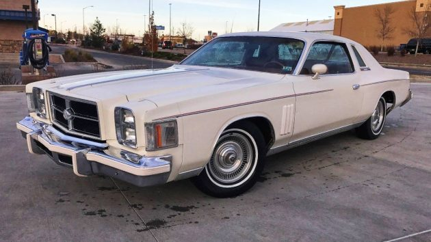 The Cordoba Effect: 1979 Chrysler 300 Survivor