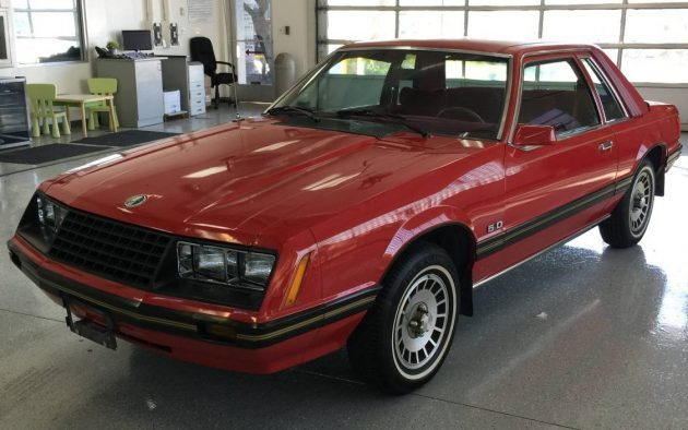 Like New 1979 Ford Mustang 5.0