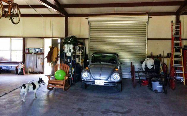 Late Production Survivor: 1980 VW Beetle Convertible