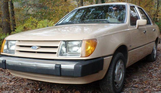Diesel 5-Speed: 1984 Ford Tempo Survivor