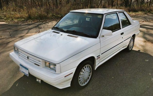 Scotty G's Garage: 1987 Renault GTA