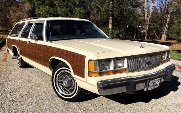 Survivor Wagon: 1989 Ford LTD Country Squire