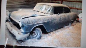 1955 Chevrolet Bel Air (eBay)