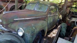 1948 Ford Super Deluxe V8 Coupe (craigslist)
