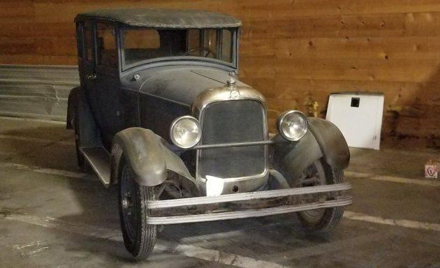 Twice A Barn Find: 1927 Studebaker Commander