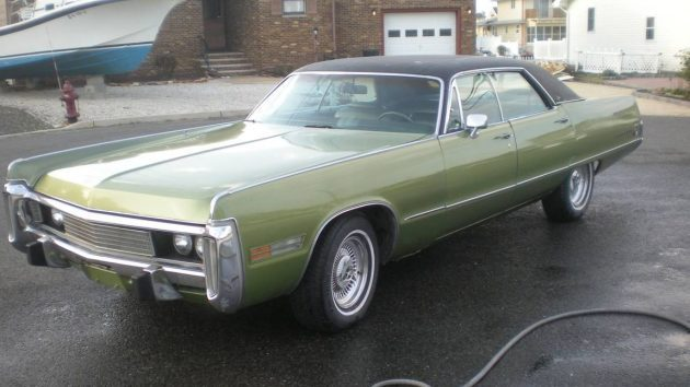 Jolly Green Giant: 1973 Imperial LeBaron