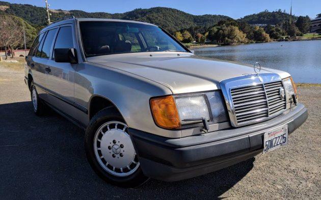 Perfect World Traveler? 1987 Mercedes-Benz 300TD