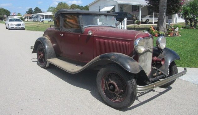 Price Reduction: 1932 Ford Roadster