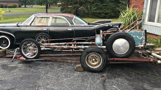 Old Drag Car Ebay