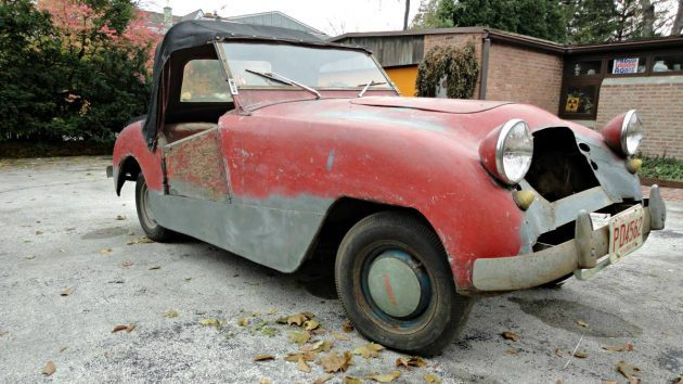 Pocket Project: 1951 Crosley Hotshot