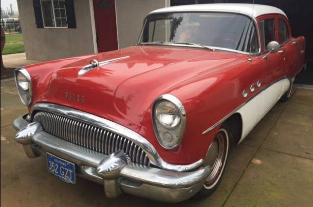 Too Many Doors, Nah: 1954 Buick Special