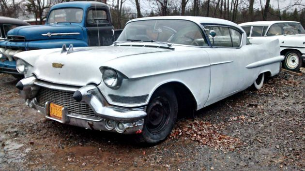 Cheap De Ville: 1957 Cadillac Series 62