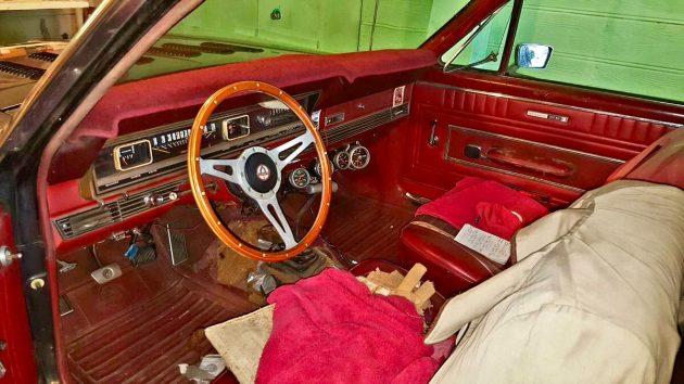Snake Truck 1967 Ford Ranchero 428 Cobra Jet