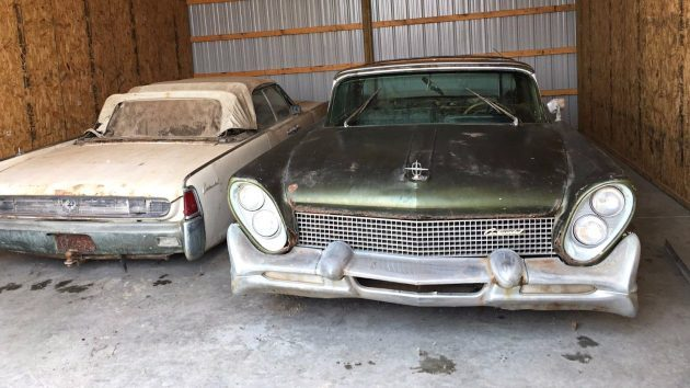 Space Age Barn Find: 1958 Lincoln Continental MKIII