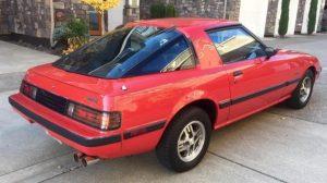 1985 Mazda RX-7 (eBay)