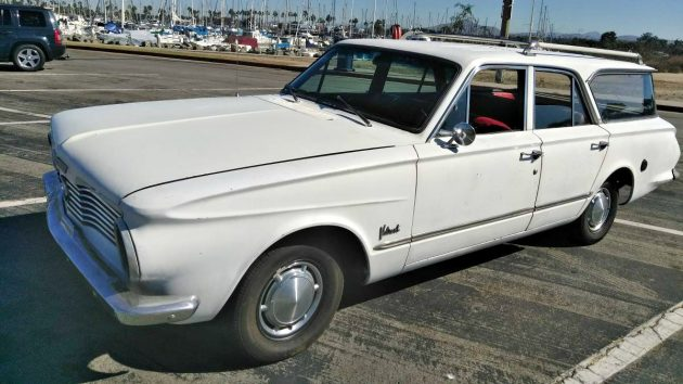Plymouth Rock 1964 Valiant Wagon