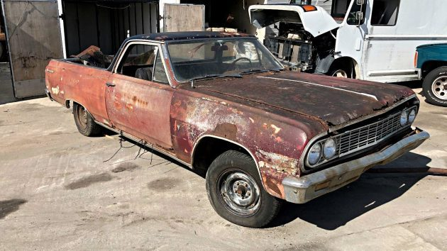 1966 Chevrolet Rough Camino