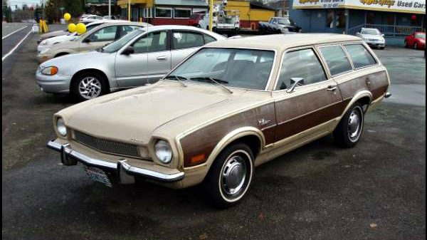Cheap Equestrian: 1973 Ford Pinto Wagon