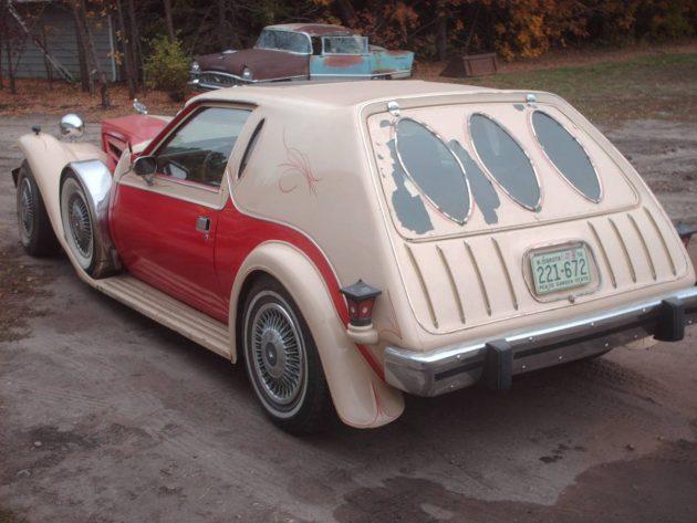 Craigslist Nd Cars: My Eyes! 1977 AMC Gremlin