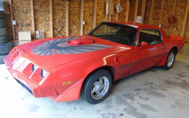 1979 Pontiac Trans Am For 3 000
