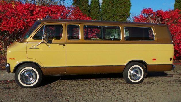 Beach Wagon: 1975 Dodge Sportsman Royal SE