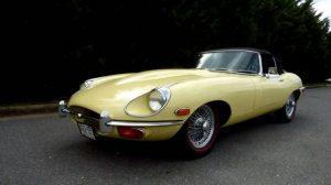 1969 Jaguar E-Type (craigslist)