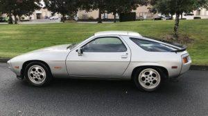 1983 Porsche 928S (eBay)