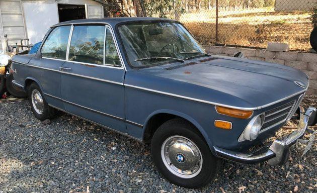 No Funny Business! 1972 BMW 2002