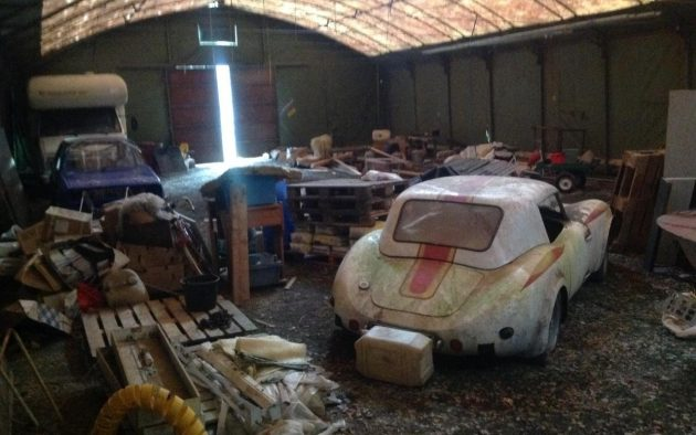 Can You Identify This Swedish Barn Find?