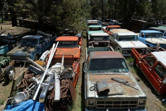 GM Truck Honey Hole – Everything must go!
