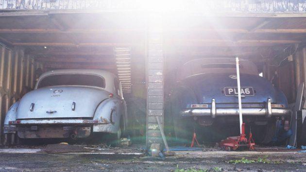 Super Rare 1-of-7 Mercedes Cabriolet Found!