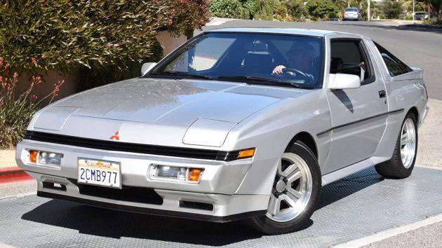 9k Mile Survivor: 1986 Mitsubishi Starion ESI-R