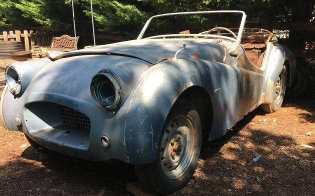 Ur-TR: 1955 Triumph TR2