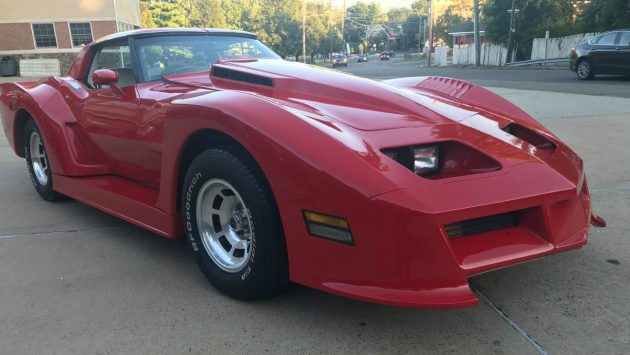 Greenwood daytona corvette