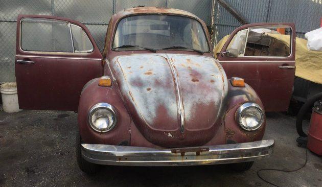 Former Sun Bug: 1974 VW Beetle