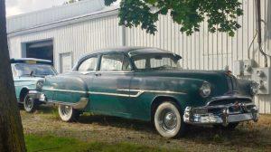 1953 Pontiac Chieftain (craigslist)