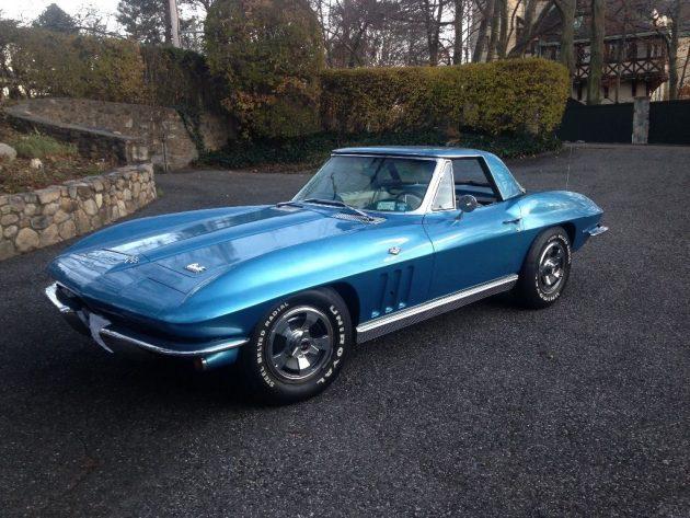 Quality Survivor: 1966 Chevrolet Corvette