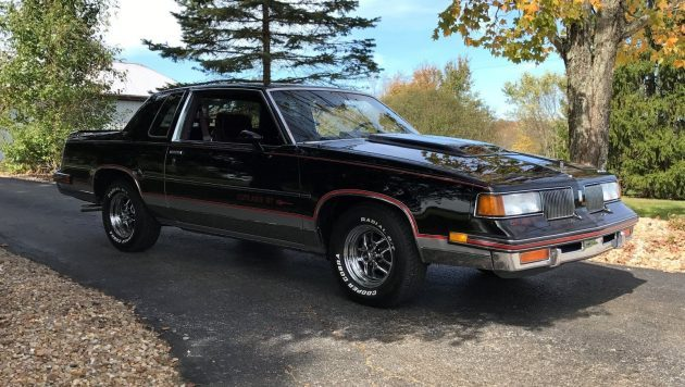 Good Times: Low-Mileage 1987 Oldsmobile Cutlass GT