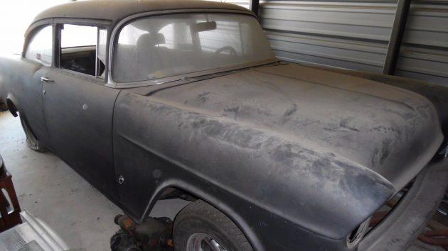 Storage Unit Gasser Find: 1955 Chevrolet