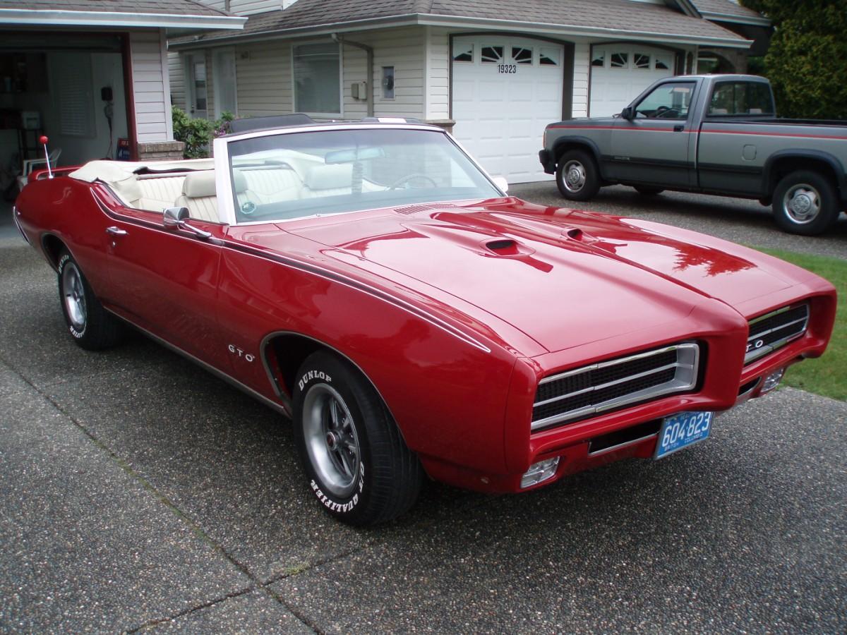 1969 Pontiac Gto Judge Convertible Update 1965 Tripower 4speed Starlight Black With If