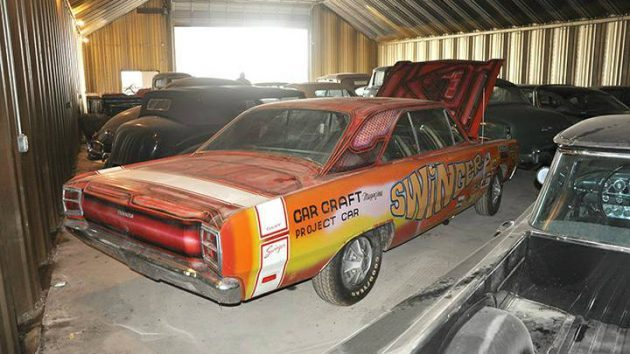 What A Find! Car Craft Project 1969 Dodge Dart