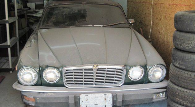 Preserve or Swap: 1976 Jaguar XJ6 Coupe