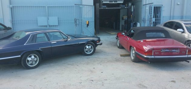 Two for One: Jaguar XJS Coupe & Convertible